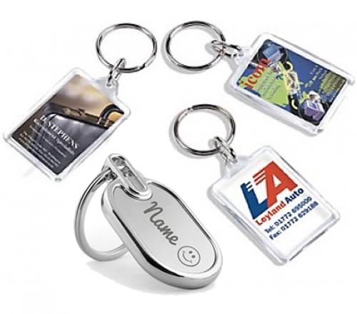 promotional keyholders